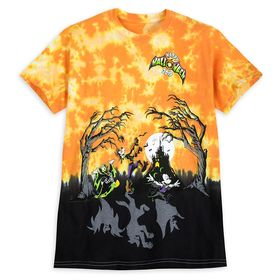 Disney Mickey Mouse and Friends Tie-Dye T-Shirt fo