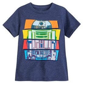 Disney R2-D2 T-Shirt for Boys – Star Wars
