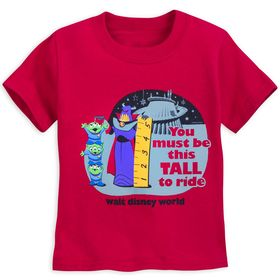 Disney Zurg and Space Aliens T-Shirt for Kids – To