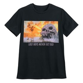 Disney Skull Rock T-Shirt for Men