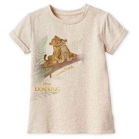 Disney The Lion King Fashion T-Shirt for Girls – 2