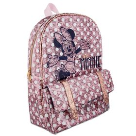 Disney Minnie Mouse Sequined Backpack