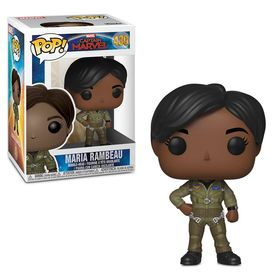 Disney Maria Rambeau Pop! Vinyl Bobble-Head Figure