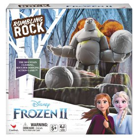 Disney Frozen 2, Rumbling Rock Game for Kids and F
