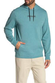 Hurley Heathered Knit Hooded Pullover