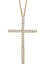 LaFonn 18K Gold Plated Sterling Silver Micro Pave