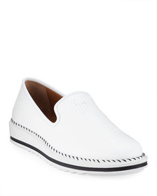 Giuseppe Zanotti Men's Signature Slip-On Loafers