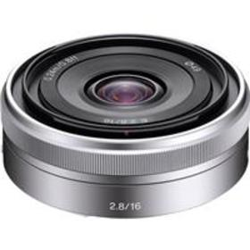 Sony E 16mm 2.8 E-Mount Lens