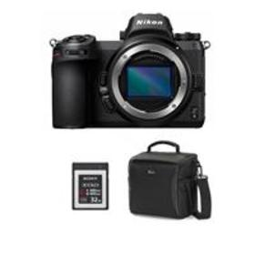 Nikon Z6 FX-Format Mirrorless Camera Body W/Sony G