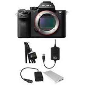 Sony Alpha a7SII Mirrorless Body With Tether Tools
