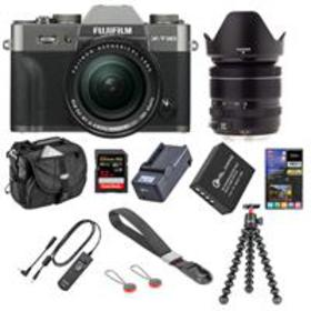 Fujifilm X-T30 Mirrorless Camera XF 18-55mm f/2.8-
