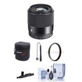 Sigma 30mm f/1.4 DC DN Lens Contemporary f/Sony E-