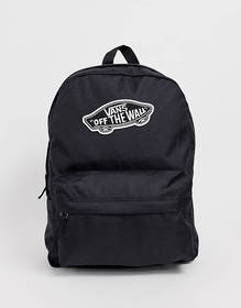 Vans Realm Backpack in black