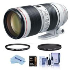 Canon EF 70-200mm f/2.8L IS III USM Lens, USA With