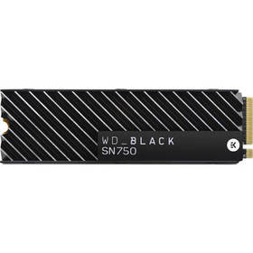 WD 500GB Black SN750 NVMe M.2 Internal SSD with He