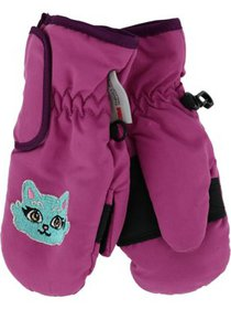 Grand Sierra Toddlers Girls' 2-4 Embroidered Water