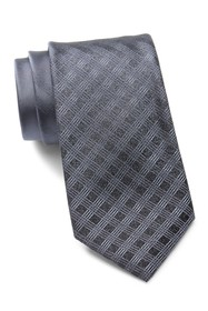 Kenneth Cole Reaction Ombre Solid Check Tie