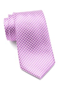 Kenneth Cole Reaction Two Tone Micro Silk Tie