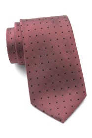 Kenneth Cole Reaction Stone Dot Tie