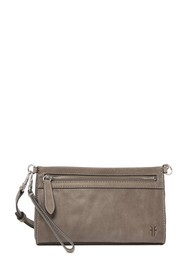 Frye Reed Leather Crossbody Bag