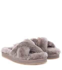 Ugg Abela shearling slippers