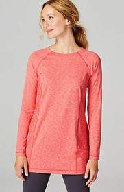 Fit Marled Tunic