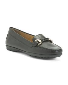 Reveal Designer Comfort Leather Casual Flats