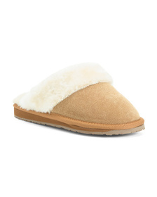 MINNETONKA Suede Slippers
