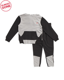 RBX Big Boys 2pc Fleece Jogger Set