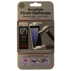 Qmadix Invisible First-Defense Tempered Glass Prot