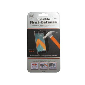 Qmadix Invisible First-Defense Tempered Glass Scre