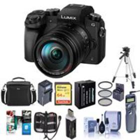 Panasonic Lumix DMC-G7 Mirrorless Camera w/14-140m