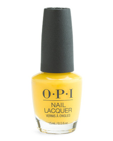 OPI Exotic Birds Do Not Tweet Nail Lacquer