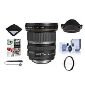 Canon EF-S 10-22mm f/3.5-4.5 USM Lens w/Free Pc Ac