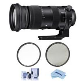 Sigma 60-600mm F4.5-6.3 DG OS HSM Lens for Canon E