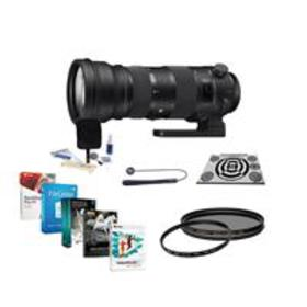 Sigma 150-600mm F5-6.3 DG OS HSM Sport Lens for Si