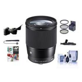 Sigma 16mm f/1.4 DC DN Cont. Lens for Micro 4/3rd