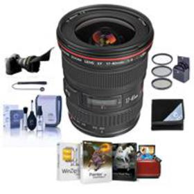 Canon EF 17mm-40mm f/4L USM Ultra Wide Angle Zoom