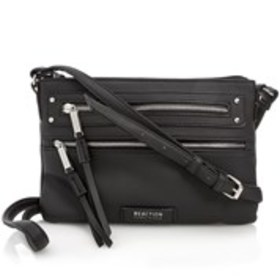 KENNETH COLE REACTION Pebbled Mini Crossbody