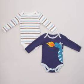 Baby Boy (0-24M) Rosie Pope 2pk. of Dragon and Str