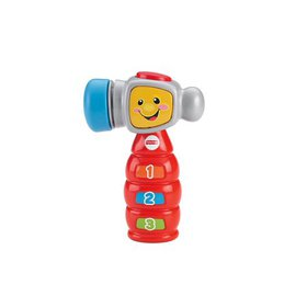 Fisher-Price Laugh & Learn Tap 'n Learn Hammer, Ba
