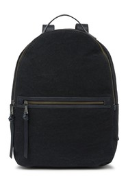 John Varvatos Collection Dip Dye Canvas Backpack
