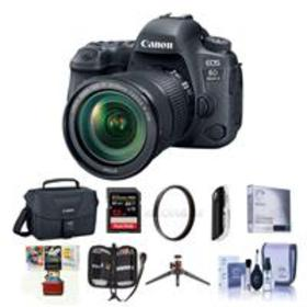 Canon EOS 6D Mark 2 DSLR with EF 24-105mm f/3.5-56