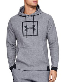Under Armour - Unstoppable Graphic Logo Hooded Swe