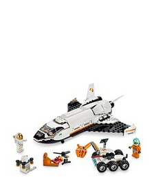 LEGO - City Mars Research Shuttle - Ages 5+