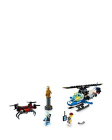 LEGO - City Sky Police Drone Chase Set - Ages 5+