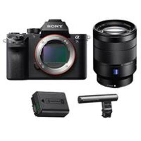 Sony Alpha a7SII Mirrorless Body With Sony 24-70mm