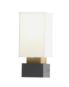 Reveal Designer Chelsea Sconce With Linen Shade