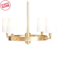 Reveal Designer Watson Rubbed Antique Brass Small