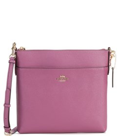 COACH Kitt 26 Crossgrain Leather Crossbody Bag